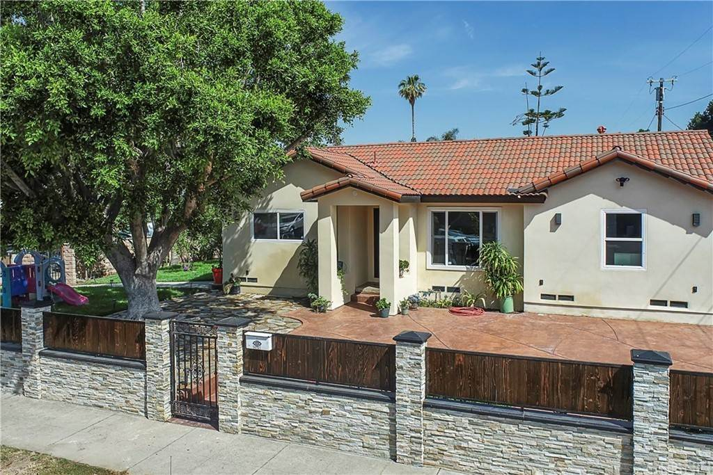 Residential for Sale at 14761 Gledhill Street Panorama City, California 91402 United States