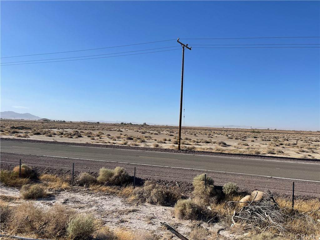 Land for Sale at 2 State Hwy 40 Newberry Springs, California 92365 United States