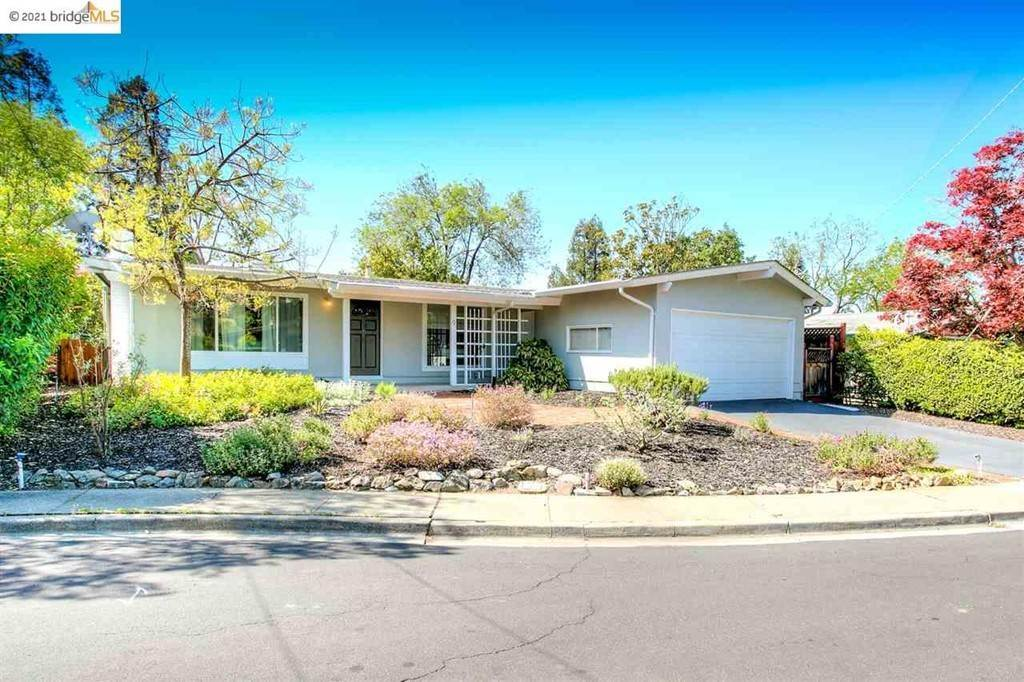 Residential for Sale at 71 Norman Court Walnut Creek, California 94595 United States