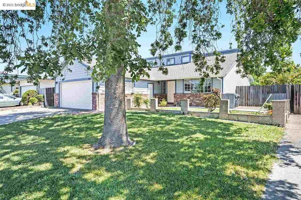 Residential for Sale at 2052 San Angelo Street Fairfield, California 94533 United States