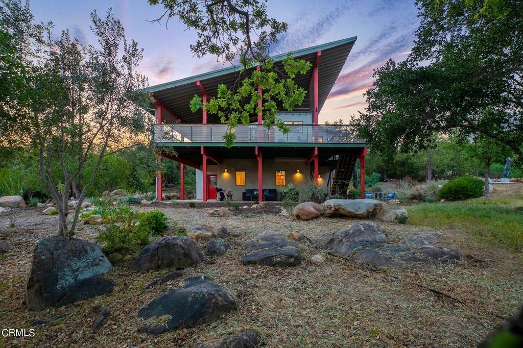 Residential for Sale at 1005 North Signal Street Ojai, California 93023 United States