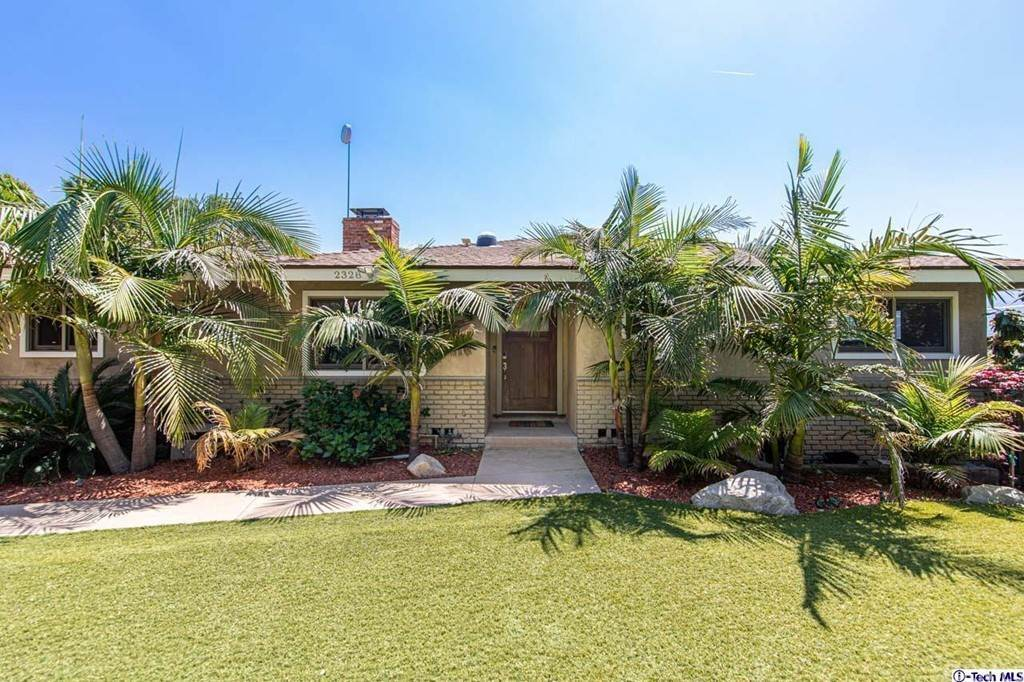 Residential for Sale at 2328 Chapman Road La Crescenta, California 91214 United States