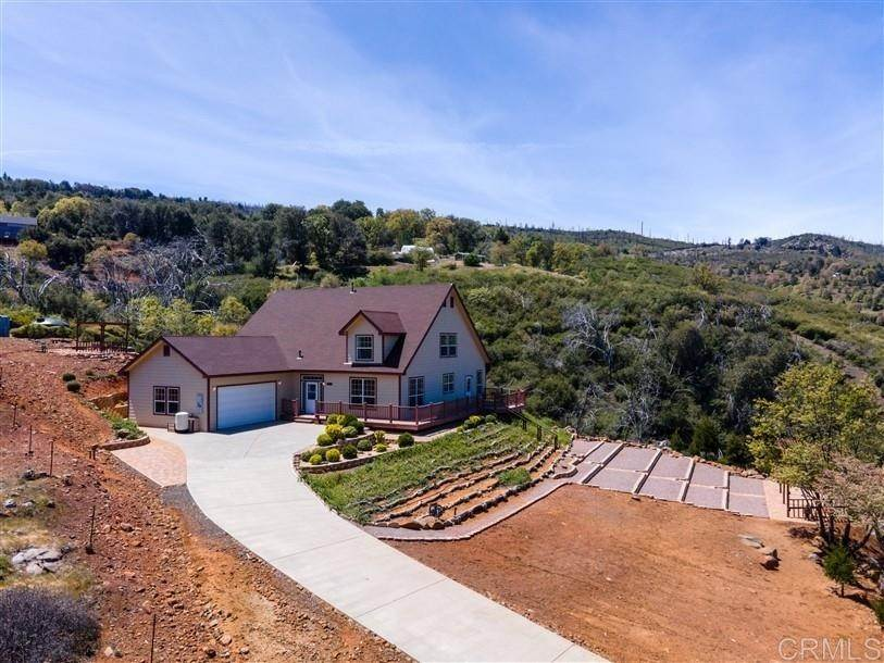 Residential for Sale at 16913 Harrison Park Julian, California 92036 United States