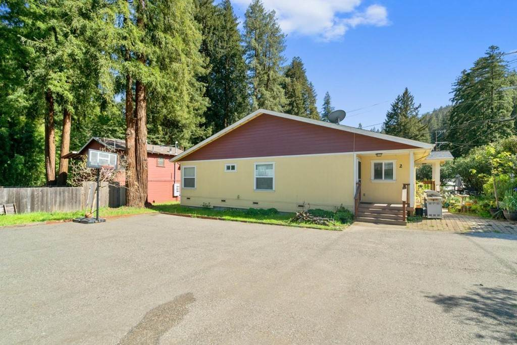 Residential Income for Sale at 133 Grove Street Boulder Creek, California 95006 United States