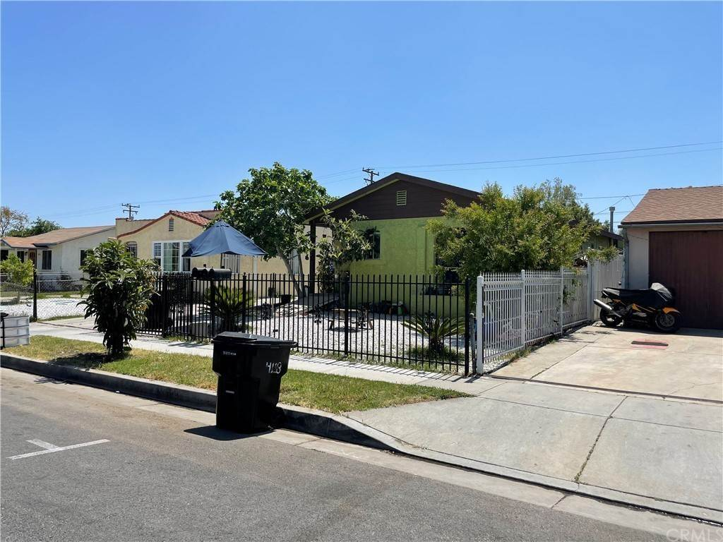 Residential Income for Sale at 4122 East 53rd Street Maywood, California 90270 United States