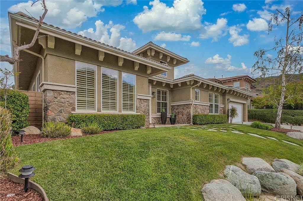 Residential for Sale at 24942 Greensbrier Drive Stevenson Ranch, California 91381 United States