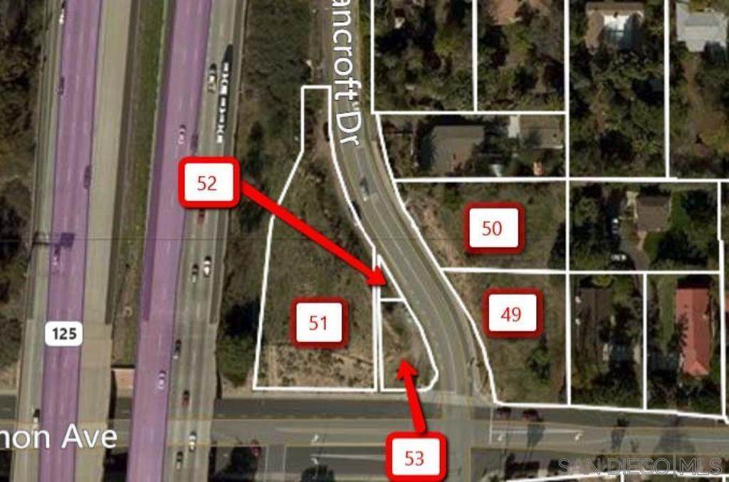 Land / Lots for Sale at Bancroft Dr Lemon Avenue La Mesa, California 91941 United States
