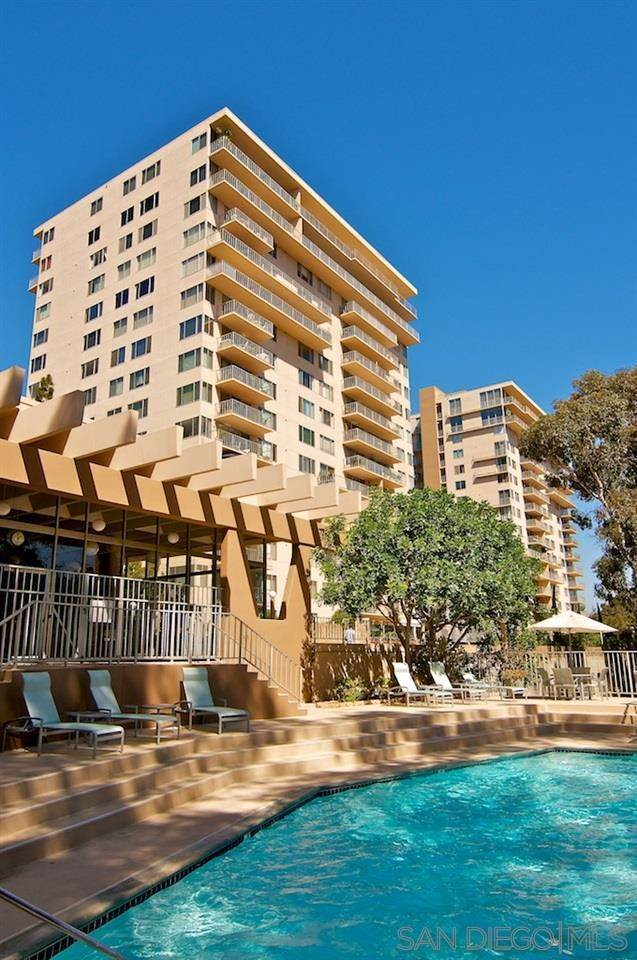 Residential at 3635 7th Avenue 15H San Diego, California 92103 United States