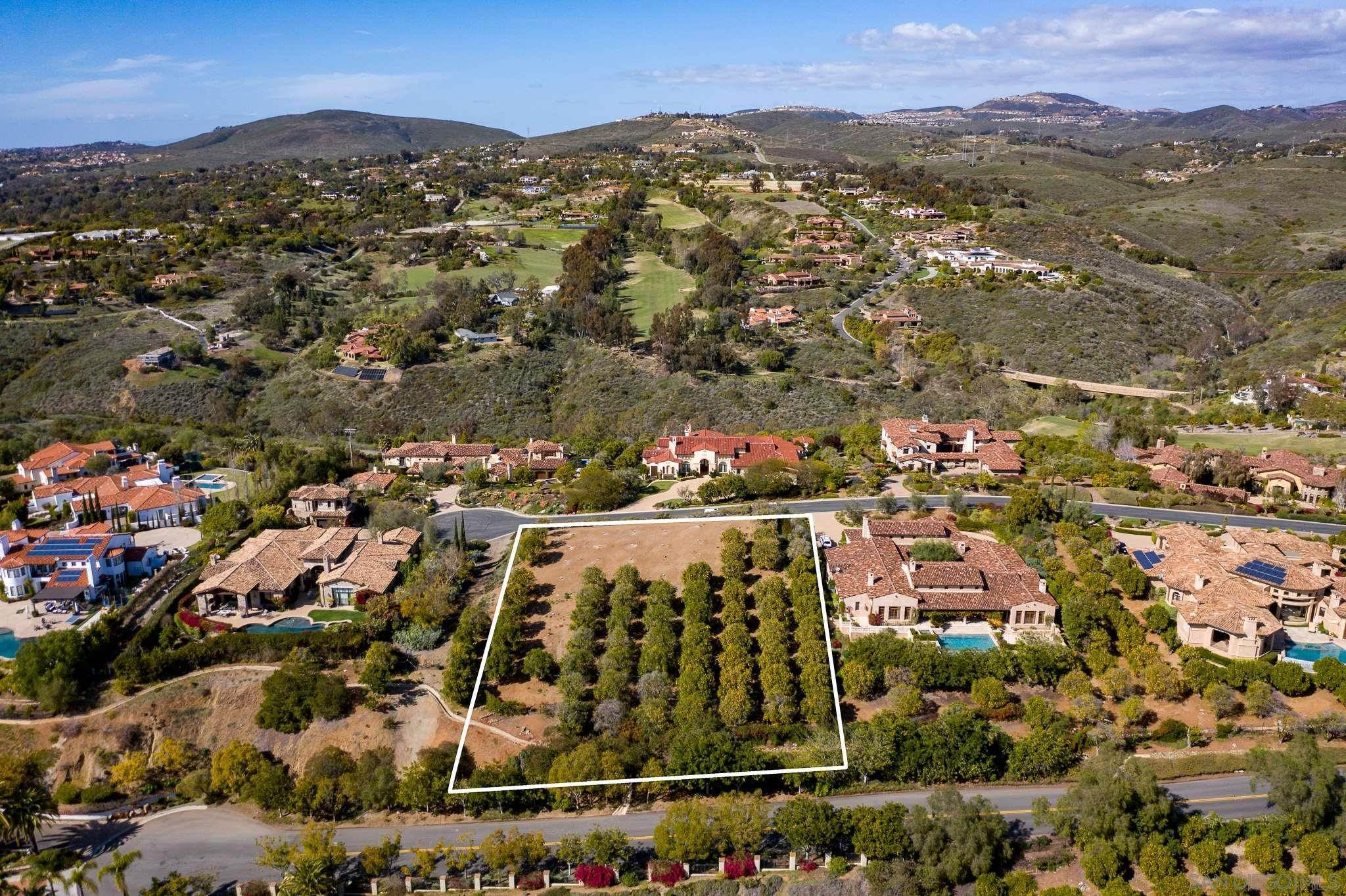 Land / Lots for Sale at 6241 Strada Fragante Rancho Santa Fe, California 92091 United States