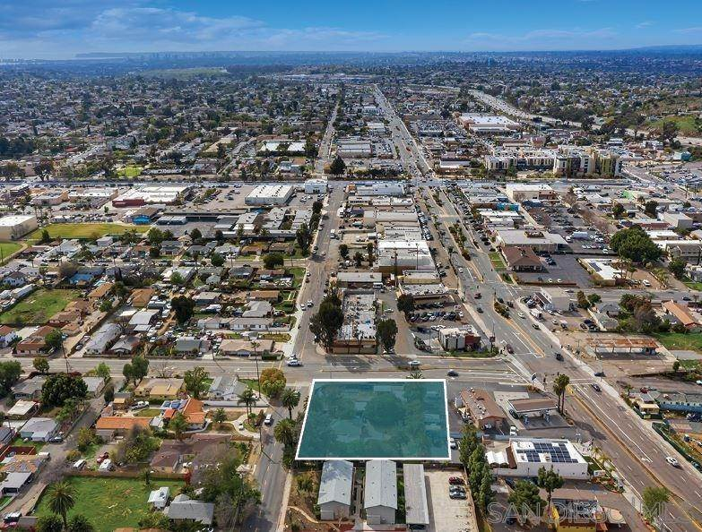 Land / Lots for Sale at 8012-34 Golden Avenue Lemon Grove, California 91945 United States