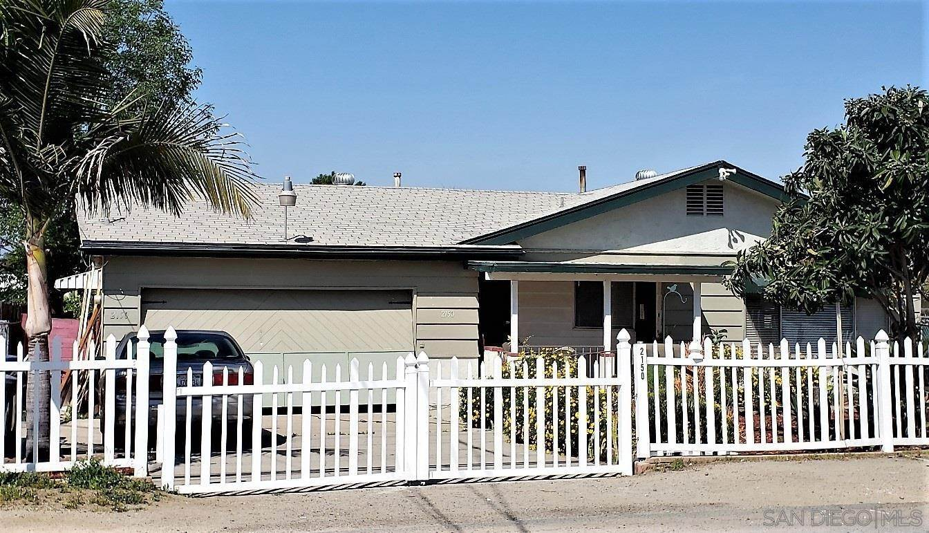 Detached House for Sale at 2150 Washington Street Lemon Grove, California 91945 United States
