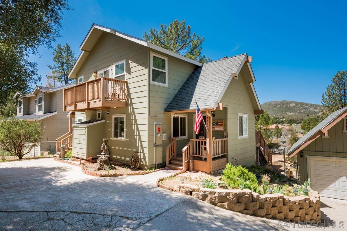 Detached House for Sale at 8464 Valley View Trail Pine Valley, California 91962 United States