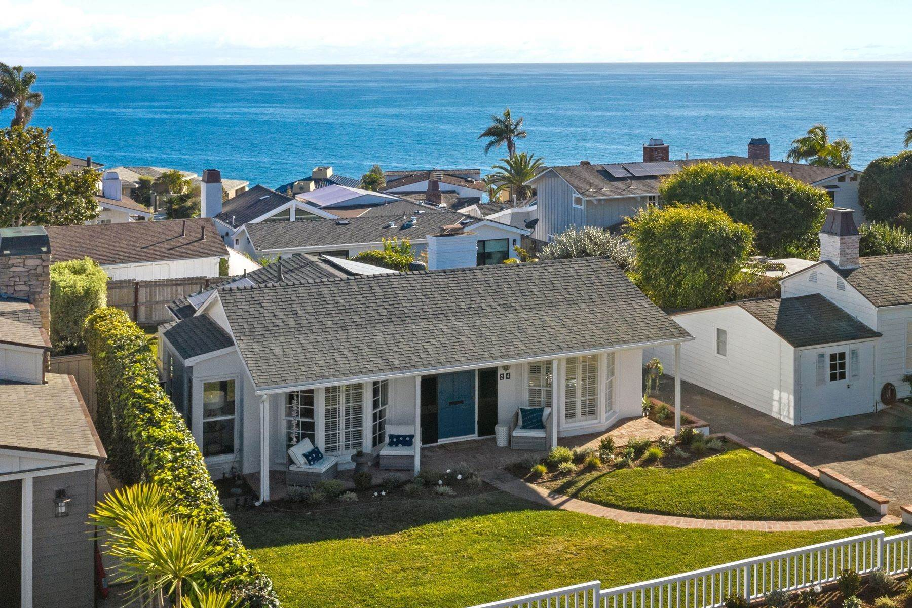 Single Family Homes for Sale at 24 South Portola, Laguna Beach, CA 92651 24 South Portola Laguna Beach, California 92651 United States
