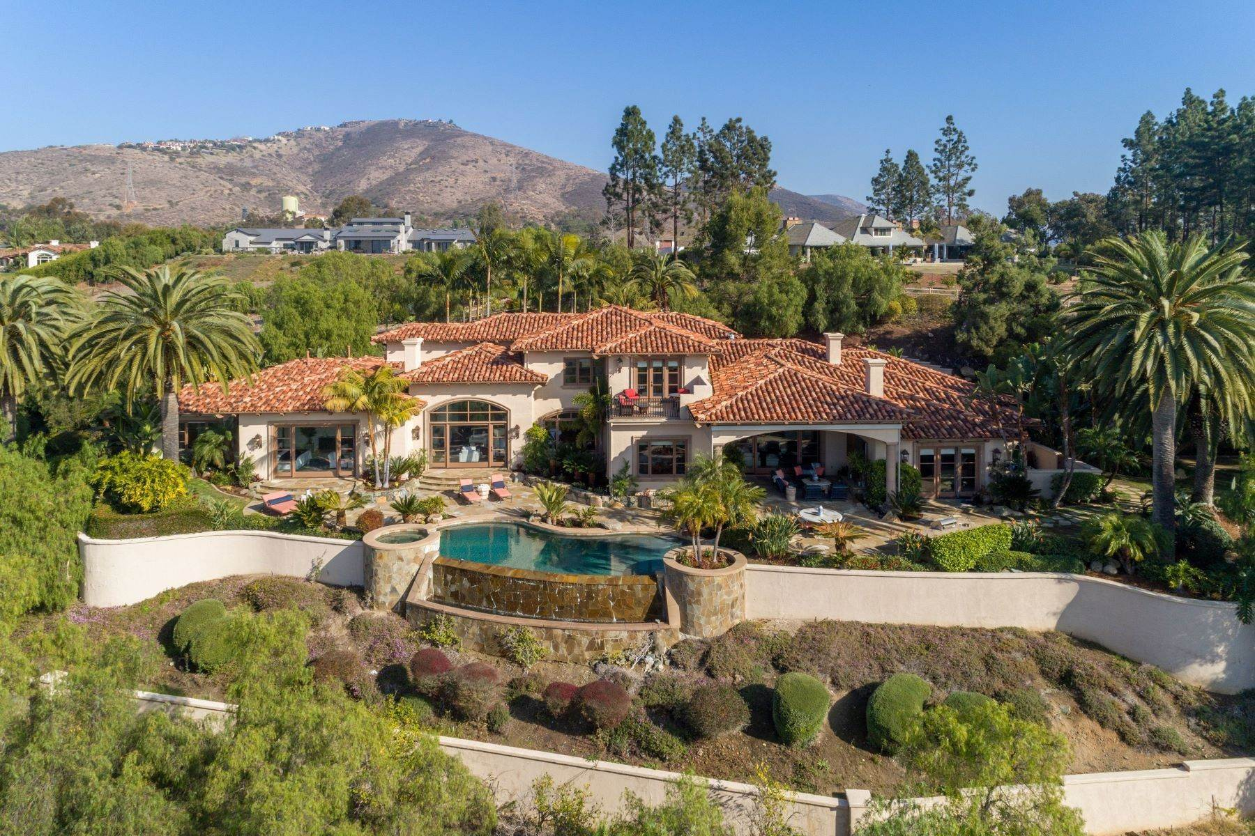 Single Family Homes for Sale at 7104 Via Del Charro, Rancho Santa Fe, CA 92067 7104 Via Del Charro Rancho Santa Fe, California 92067 United States