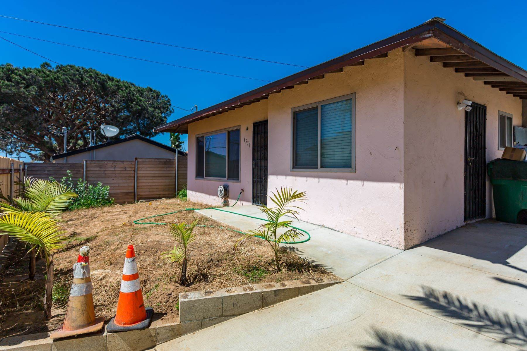 9. Single Family Homes for Sale at 4575-77 Pescadero Avenue, San Diego, CA 92107 4577 Pescadero Avenue San Diego, California 92107 United States