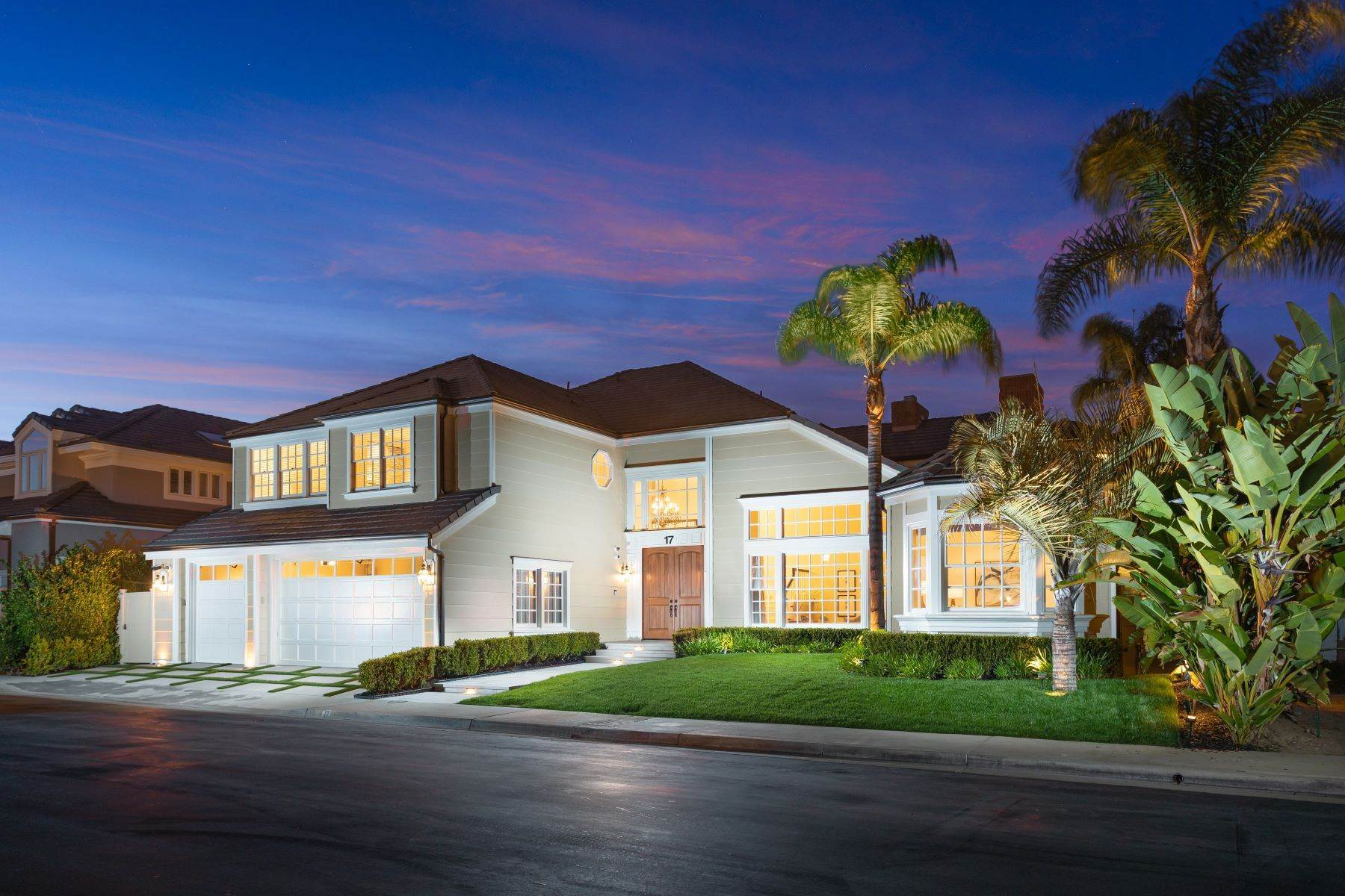 Single Family Homes for Sale at 17 Rockingham Drive Newport Beach, California 92660 United States