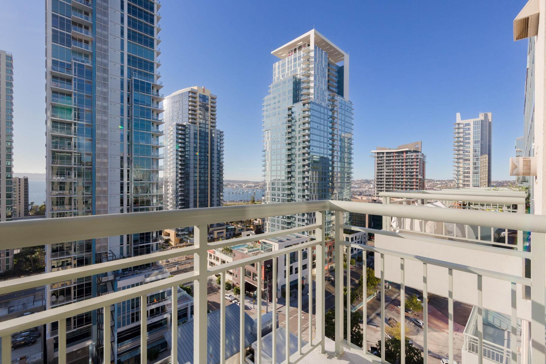 Condominiums for Sale at 1240 India Street, San Diego, CA 92101 1240 India Street, Unit 1511 San Diego, California 92101 United States