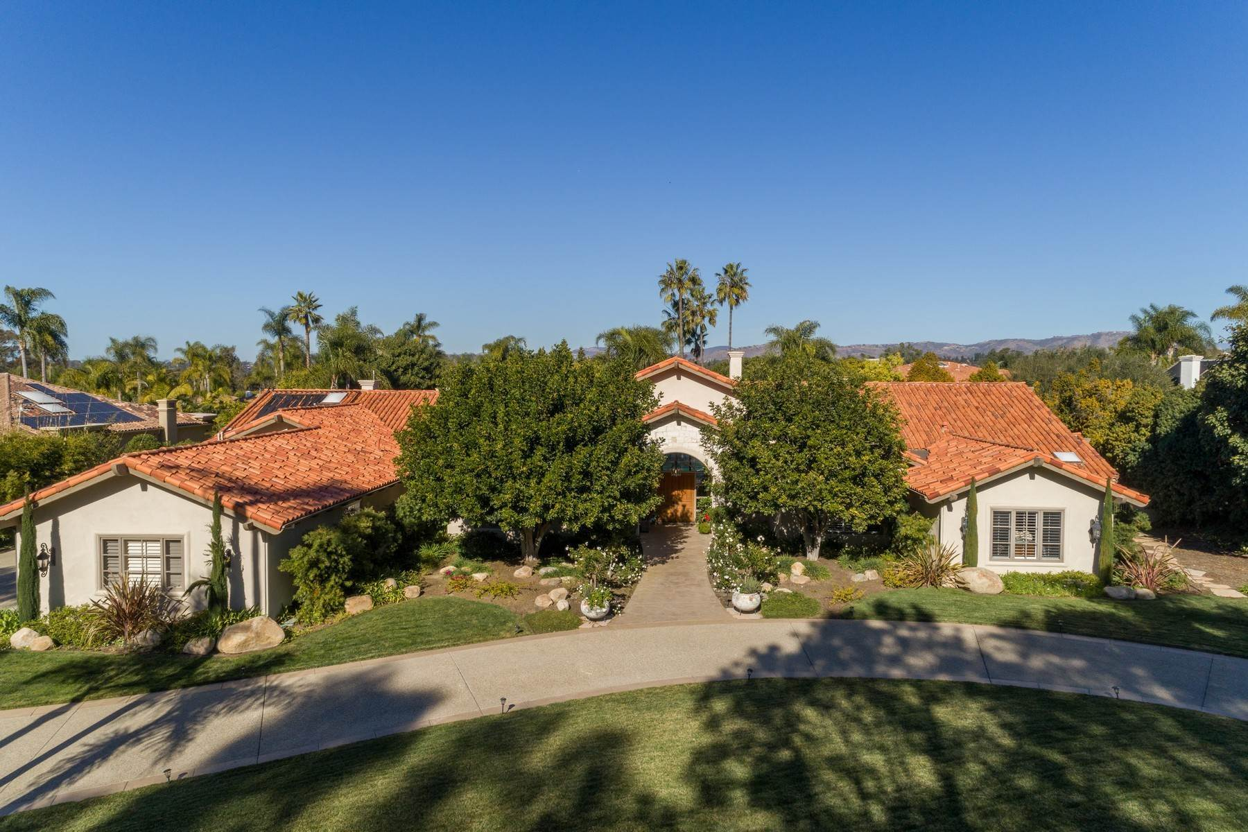 Single Family Homes for Sale at 16364 Via Cazadero, Rancho Santa Fe, CA 92067 16364 Via Cazadero Rancho Santa Fe, California 92067 United States