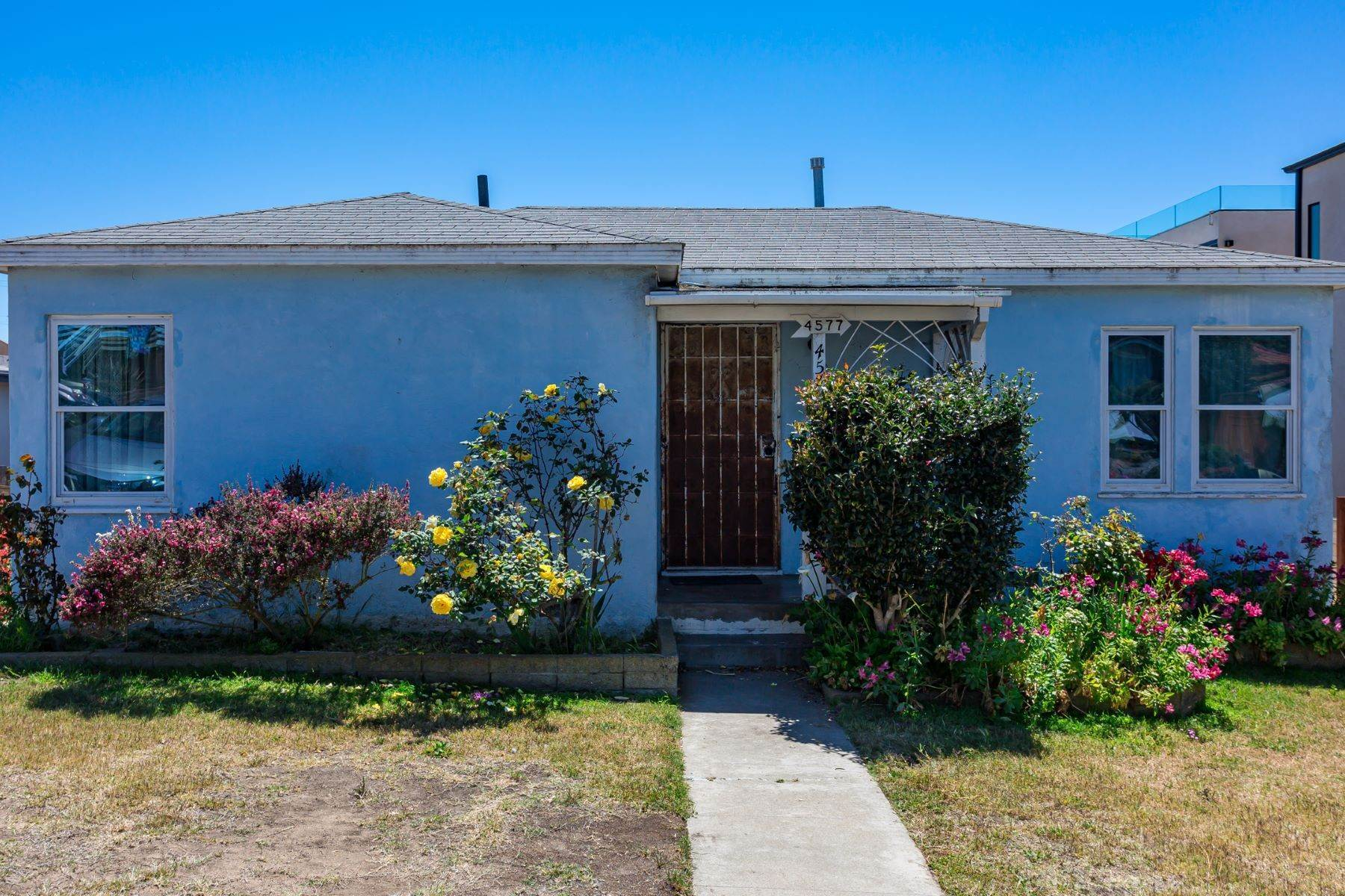 Single Family Homes for Sale at 4575-77 Pescadero Avenue, San Diego, CA 92107 4577 Pescadero Avenue San Diego, California 92107 United States