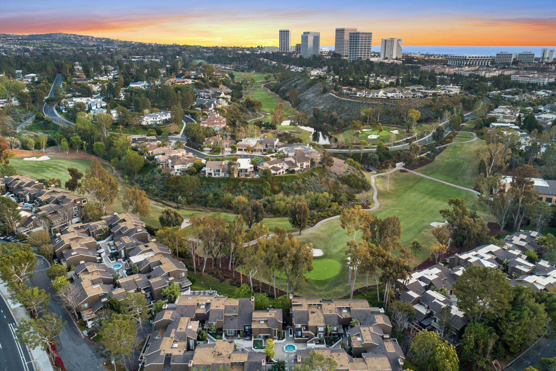 Condominiums for Sale at 33 Sea Island Drive Newport Beach, California 92660 United States
