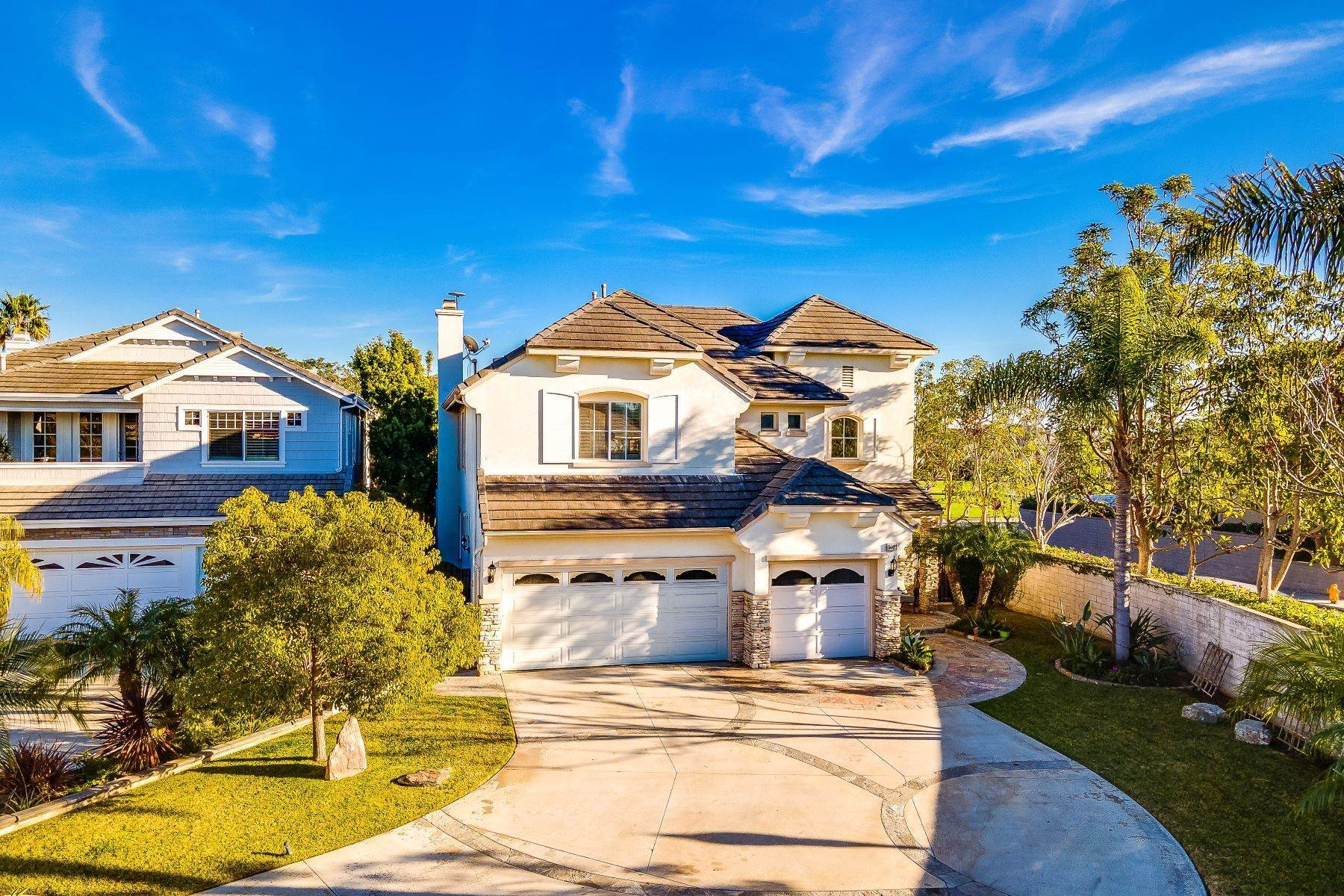 Single Family Homes for Sale at 6442 Garland Circle Huntington Beach, California 92648 United States