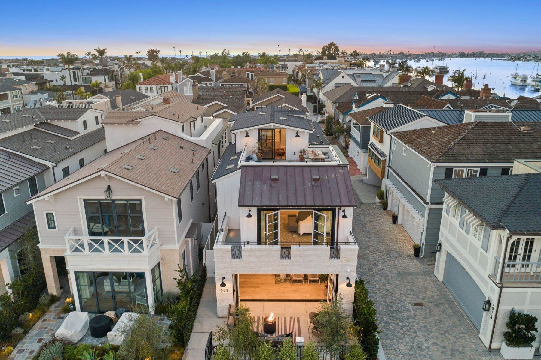 Single Family Homes for Sale at 507 L Street Newport Beach, California 92661 United States