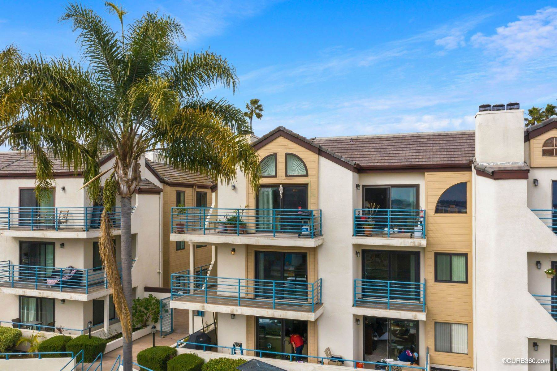 Condominiums for Sale at 2050 Pacific Beach Drive, Unit 201, San Diego, CA 92109 2050 Pacific Beach Dr Unit 201 San Diego, California 92109 United States