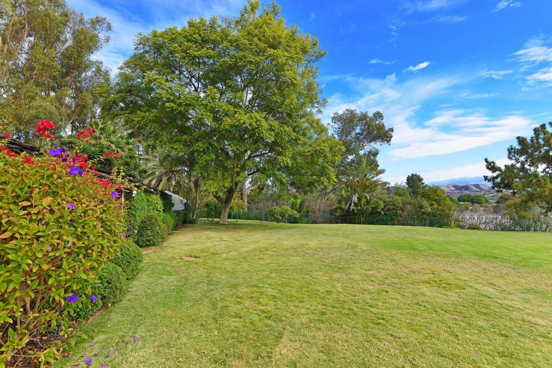 12. Land for Sale at 6710 El Montevideo Rancho Santa Fe, California 92067 United States